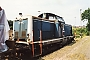 Deutz 57399 - On Rail 02.07.1995 - Celle-Nord