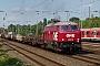 "Deutz 58143 - OHE Cargo ""200085"" 28.08.2013 - Düsseldorf-RathWolfgang Platz"