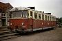 """DWK 107 - VKSF """"T 4"""" 23.07.1977 - Schleswig, Bahnhof Schleswig AltstadtStefan Motz"""