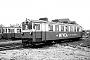 """DWK 176 - SVG """"T 27"""" 16.05.1971 - Westerland (Sylt), SVG-BahnhofDetlef Schikorr"""