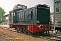 "DWK 2004 - DB ""236 118-6"" 12.06.1975 - Bahnbetriebswerk München HbfStefan Motz"