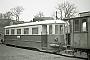"""DWK 38 - VWE """"T 3"""" 28.03.1953 - Verden (Aller), Bahnhof Verden-SüdHans-Jürgen Sievers (Archiv Ludger Kenning)"""
