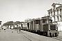 "DWK 551 - BKuD ""Leer"" 26.06.1960 - Borkum, BahnhofHerman G. Hesselink (Archiv Ludger Kenning)"