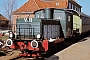 """DWK 572 - VVM """"V 11"""" 08.04.1978 - Schönberg (Holstein), Bahnhof Schönberger StrandHelmut Philipp"""