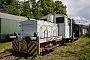 """DWK 639 - BEM """"1"""" 23.05.2014 - Nördlingen, Bayerisches EisenbahnmuseumMalte Werning"""