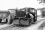"""DWK 652 - Hafenbahn Hamburg """"211"""" __.__.1953 - Hamburg, SpreehafeninselArchiv H.-W. Hellmuth"""