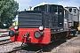 """DWK 715 - On Rail """"Sprotte"""" 19.07.1990 - Moers, MaKGunnar Meisner"""