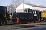 "DWK 715 - On Rail ""Sprotte"" 22.11.1989 - MoersTomke Scheel"