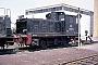 "DWK 729 - DB ""270 053-2"" 15.07.1976 - Ludwigshafen, BahnbetriebswerkJoachim Lutz"