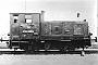 "DWK 729 - DB ""270 053-2"" 25.08.1975 - Ludwigshafen, BahnbetriebswerkHarald Belz"