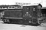 "DWK 731 - DB ""270 051-6"" 18.05.1970 - Oldenburg, BahnbetriebswerkHelmut Philipp"