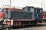 """DWK 731 - DB """"270 051-6"""" 15.05.1980 - Hamm (Westfalen), BahnbetriebswerkMartin Welzel"""