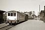 """DWK 80 - KND """"T 1"""" __.__.195x - Niebüll, BahnhofBirger Willke (Archiv Ludger Kenning)"""