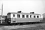 """DWK 80 - NVAG """"T 1"""" 16.05.1971 - Niebüll, BahnhofDetlef Schikorr"""