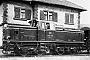"""Gmeinder 5325 - DB """"V 52 901"""" ca.__.1965 - Mudau, BahnhofCarl Bellingrodt † (Archiv M. Werning)"""