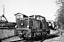 """Gmeinder 5325 - DB """"252 901-4"""" 15.04.1971 - MosbachWerner Wölke"""