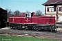 "Gmeinder 5326 - DB ""252 902-2"" 15.04.1971 - MudauWerner Wölke"