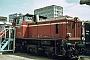"""Gmeinder 5326 - SWEG """"VL 46-01"""" 26.05.1979 - FreiburgJoachim Lutz"""