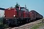 """Gmeinder 5329 - DB """"251 903-1"""" 13.07.1982 - ÄpfingenWerner Brutzer"""