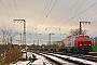 "Henschel 31318 - Bahnlogistik24 ""200086"" 12.12.2017 - Duisburg-Neudorf, Abzweig LotharstraßeLothar Weber"