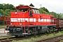 """Krauss-Maffei 18870 - WEBA """"07"""" 19.05.2006 - Altenkirchen, BahnhofPatrick Böttger"""