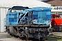 "Krauss-Maffei 18872 - RTB ""6.305.1"" 06.08.2002 - Moers, Vossloh Locomotives GmbH, Service-ZentrumALexander Leroy"