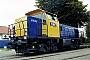 "Krauss Maffei 18889 - TWB ""V 144"" 11.10.2001 - Moers, Vossloh Locomotives GmbH, Service-ZentrumPatrick Böttger"