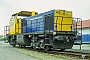 "Krauss-Maffei 18889 - TWE ""V 144"" 11.10.2001 - Moers, Vossloh Locomotives GmbH, Service-ZentrumAndreas Kabelitz"
