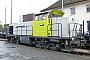 "Krauss-Maffei 18889 - TWE ""V 144"" 31.03.2012 - G�tersloh, Bahnhof G�tersloh NordJ�rg van Essen"