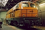 "Krupp 4647 - mkb ""V 6"" 22.10.1998 - Moers, Vossloh Locomotives GmbH, Service-ZentrumAndreas Kabelitz"
