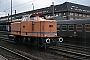 """MaK 1000010 - FVE """"V 102"""" 07.04.1977 - Bremen, HauptbahnhofNorbert Lippek"""