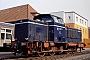 "MaK 1000012 - HVB ""5"" 14.03.1991 - Kiel-WikTomke Scheel"