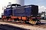 "MaK 1000012 - HVB ""5"" 18.09.1990 - Kiel-WikTomke Scheel"