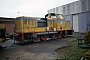 """MaK 1000014 - CLF """"T 1804""""? 10.06.1995 - Reggio EmiliaFrank Glaubitz"""