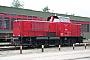 "MaK 1000016 - HSL-Logistik ""V. 01"" 16.05.2007 - Hamburg-Billbrook, AKN-WerkstattGunnar Meisner"