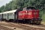 "MaK 1000016 - OHE ""120051"" 28.08.1996 - BeckedorfBurkhard Heine"