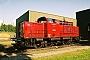"MaK 1000016 - HSL-Logistik ""V. 01"" 06.10.2005 - Hamburg-Billbrook, Bahnbetriebswerk AKNBaldur Westphal"