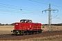 """MaK 1000016 - AVG """"265 601-5"""" 27.03.2011 - NudowNorman Gottberg"""
