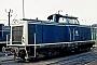 """MaK 1000020 - DB """"211 001-3"""" 12.04.1979 - Münster, BahnbetriebswerkWerner Brutzer"""