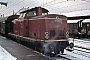 "MaK 1000020 - DB ""211 001-3"" 29.12.1976 Bielefeld,Hauptbahnhof [D] Dietmar Thauer"