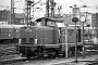 """MaK 1000026 - DB """"211 008-8"""" 01.12.1979 - Münster (Westfalen), HauptbahnhofMichael Hafenrichter"""