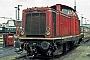 """MaK 1000026 - DB """"211 008-8"""" __.05.1979 - Münster, BahnbetriebswerkWerner Brutzer"""