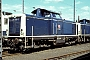 "MaK 1000033 - DB AG ""211 015-3"" 15.08.1994 - Osnabrück, BahnbetriebswerkWerner Brutzer"