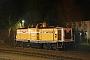 """MaK 1000033 - WIEBE """"8"""" 16.12.2014 Neustrelitz,Hauptbahnhof [D] Michael Uhren"""
