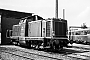 "MaK 1000034 - DB ""211 016-1"" 00.07.1973 - Bielefeld, BahnbetriebswerkKlaus Görs"