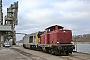 """MaK 1000037 - ELV """"211 019-5"""" 10.02.2015 - Kiel-WikBerthold Hertzfeldt"""