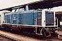 "MaK 1000038 - DB AG ""211 020-3"" 24.05.1994 - Aschaffenburg, HauptbahnhofAndreas Kabelitz"