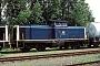 "MaK 1000038 - DB AG ""211 020-3"" 12.07.1997 - Hof, BahnbetriebswerkWerner Brutzer"
