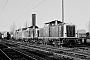 """MaK 1000038 - DB """"211 020-3"""" 27.12.1982 Emden,Bahnbetriebswerk [D] Julius Kaiser"""