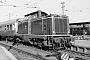 "MaK 1000039 - DB ""211 021-1"" 01.07.1991 - Nürnberg, HauptbahnhofChristoph Beyer"